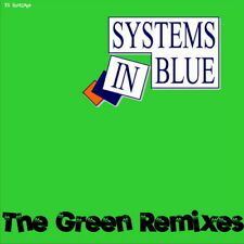 $YS508A - SYSTEMS IN BLUE - The Green Remixes /1CD MODERN TALKING