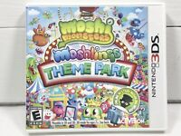 Moshi Monsters: Moshlings Theme Park (Nintendo 3DS, 2012) - Used Video Games