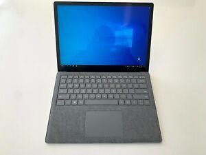 Microsoft Surface Laptop i7, 512gb 16gb Ram Model 1769