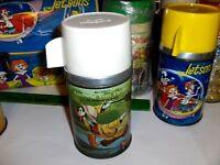 Ludwig Von Drake`1962`Disney's Aladdin,Metal Lunchbox->Thermos-:>Nice-Free To US