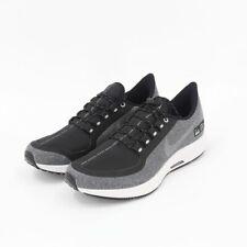 Nike Air Zoom Pegasus 35 Shield Black Grey Running Shoe Men AA1643-001 Size 7.5