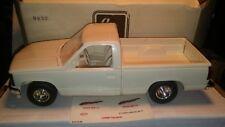 AMT ERTL 1992 Silverado Sportside (Summit White) Promo Car #6141 w/ Decals RARE