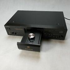 Sony-CDP-XB920QS High-End CD-Player mit Puck und FB