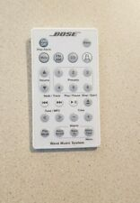 Bose Wave Music System Original Remote Control White