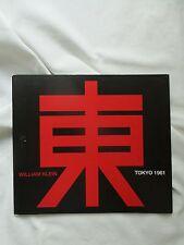 WILLIAM KLEIN signiert TOKIO 1961 TOKYO signed AUTOGRAMM autograph InPERSON