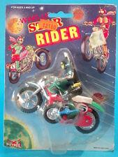 VINTAGE KAMEN RIDER (Kamen Raidā Shirīzu) WIND UP TOY (RED COLOR) SUZUKI 1970's