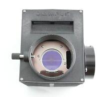 Olympus 12v 50w Hal Microscope Lamp House Imt2 Bh2 Uma
