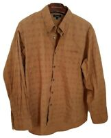 Mens RARE chic LONDON by BURBERRY long sleeve shirt size large. RRP £325.