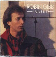 "ROBIN GIBB - Juliet - VINYL 7"" 45 ITALY 1983 NEAR MINT COVER VG+ CONDITION"