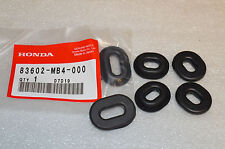 Honda VF1100C Side Cover Grommet Set 1100 V65 Magna 83551-300-000 83602-MB4-000