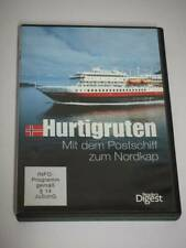 Reader´s Digest - Hurtigruten - Mit dem Postschiff zum Nordkap - CD + DVD