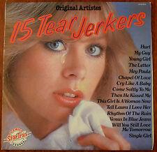 15 Tear Jerkers LP Gary Puckett, The Crystals, Sandy Posey – SHM 979 – VG+