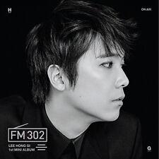 K-pop Lee Hong Gi (FTIsland) - FM302 - Black Ver. (FTHG01MN_Black)