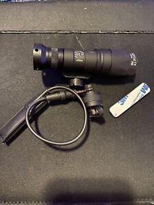 SureFire M300 Mini 500 Lumen Scout LED Comes With 2 Caps Plus Pressure Pad