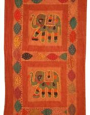 Embroidered Traditional Home Décor Materials & Tapestries