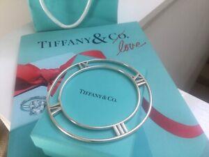 Tiffany Co Atlas Bangle