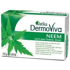 Dabur Vatika DermoViva Neem Soap (naturally anti-bacterial Soap) 115g