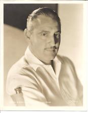 Photo originale JOHN BARRYMORE grand portraits célébrité acteur comédien