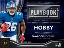 2018 Playbook Football *8-BOX* FULL CASE BREAK! BUFFALO BILLS! #1