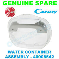 CANDY GVS C10DE-80 GVS C10DE-S GVS C8DCE-12 Tumble Dryer Water Container