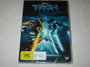 TRON - Legacy - Disney - Brand New & Sealed - Region 4 - DVD
