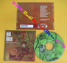 CD KID LOCO A Grand Love Story 1997 France YELLOW  no lp mc dvd vhs (CS2)