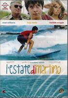Dvd **L'ESTATE DI MARTINO** nuovo sigillato 2010