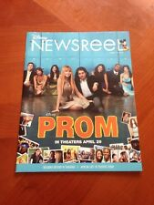 Disney Newsreel Magazine Prom Vol 41 Iss 8 April 22, 2011 New