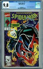 SPIDER-MAN 7 CGC 9.8 WP GHOST RIDER HOBGOBLIN Todd McFarlane NON-CIRCULATED CASE