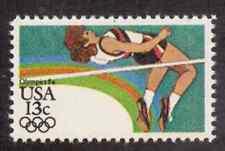 Scott #2049....13 Cent...Olympics...High Jumper... 8 Stamps