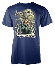 Wise Old Man Chinese Dinosaur Cloud God Adult T Shirt
