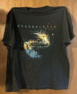 XL Evanescence Music T-Shirt