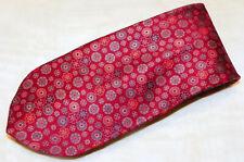 DOLCEPUNTA [ MULTI-COLOR ] men's tie 100% Silk  Made in Italy