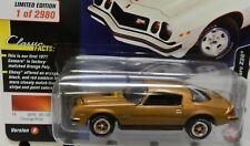 1977 77 ORANGE POLY Z28 Z 28 COPPER BRONZE CAMARO CHEVY GM JL JOHNNY LIGHTNING