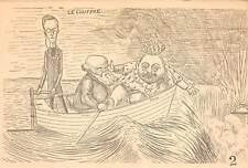 More details for b91810 le gouffre  boat the gulf  uk england royalty king edward vii comics
