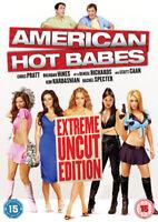 Americano Caliente Babes DVD Nuevo DVD (I2F3218)