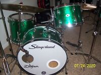 SLINGERLAND 60 ERA DRUM SET