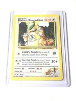 BLAINE'S KANGASKHAN - Gym Heroes  - 36/132 - Uncommon - Pokemon Card - NM