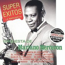 Mariano Merceron, Exitos De Oro, La Margarita - Cuando Canta El Cornetin - Mi Am