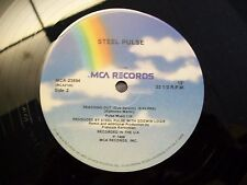 """Steel Pulse-Reaching Out-12"""" Single-MCA-23894-VG+"""