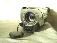 Sony DCR-TRV120E Digital8 Camcorder. PAL Video.Hi8/Video8 Playback.VGC.