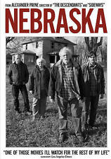 Nebraska, DVD, 2013, Bruce Dern, Stacy Keech, Will Forte, Rated R, Widescreen