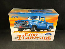 Moebius 1966 F-100 Flareside Pickup 1:25 Scale Plastic Model Kit  1232