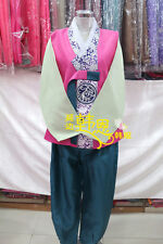 Hanbok Dress Custom Made Korean Tradtional Man Hanbok National Party Outfits
