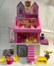 Sweet Secrets Galoob Lot Vintage 1984 Jewelry Box Doll House Furniture Charms