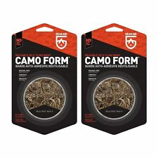 Gear Aid Camo Form Reusable Fabric Wrap Realtree Max 5 Camo 4 Yards (2-Pack)