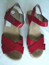 Rieker Damen Sandalen in Rot günstig kaufen   eBay