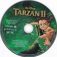 Tarzan II (Disney, 2005, DVD) **DISC ONLY**