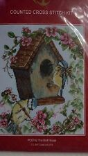 Anchor The Bird House Counted Cross Stitch Kit PCE742