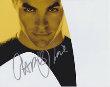Chris Pine (Star Trek) signed authentic 8x10 photo COA (G)